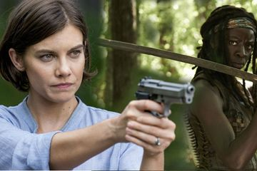 The Walking Dead Showrunner Promises 'Great Stories With Women' In Season 9