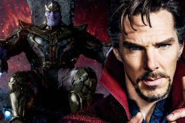 How Benedict Cumberbatch Convinced Josh Brolin to Take on Thanos
