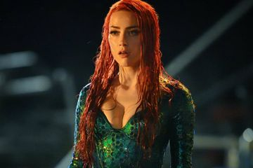 Amber Heard Says Mera Looks 'Full Comic Book' Faithful in Aquaman