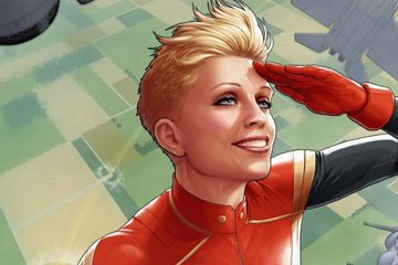 Captain Marvel Co-Director Confirms Filming Will Finish In 2 Weeks