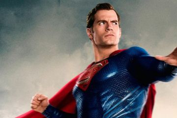 Henry Cavill Shares BTS Video of Superman Flight Set to Christoper Reeve Theme
