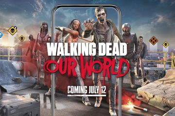 The Walking Dead AR Game Takes a Bite Out of Pokemon Go This July