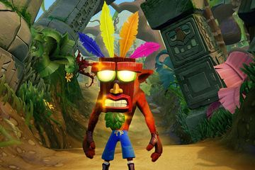 Crash Bandicoot N. Sane Trilogy Gets A Nintendo Switch Launch Trailer