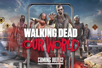 The Walking Dead: Our World Mobile Game Trailer & Release Date Revealed