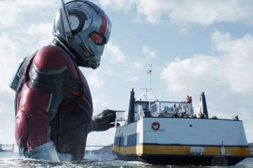 Ant-Man and the Wasp Review: A Welcome Change from Infinity War