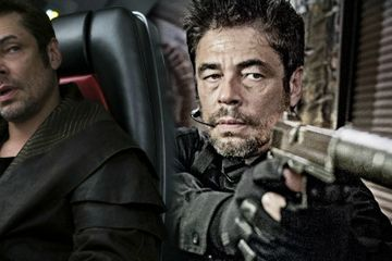 Benicio Del Toro Wants to Be in More Star Wars & Sicario Movies