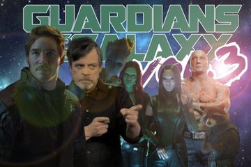 Guardians of the Galaxy 3 Script Is Finished Says James Gunn