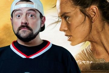 Kevin Smith Denies Rumors He's Directing a Marvel/Star Wars Movie