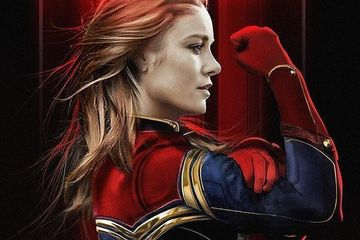 Leaked Captain Marvel Art Reveals Young Nick Fury and New Costumes