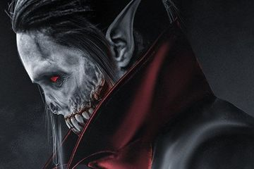 BossLogic Imagines Jared Leto as Morbius the Living Vampire in New Fan Art