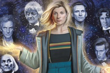 The Thirteenth Doctor Relives Previous Lives in Doctor Who Comic