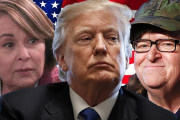 Michael Moore's Trump & Roseanne Movie Titled Fahrenheit 11/9