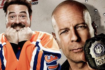 Kevin Smith Wasn't Invited to Bruce Willis Roast & His Reaction is Priceless
