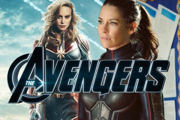Evangeline Lilly Teases Possible Avengers 4 Wasp & Captain Marvel Scene
