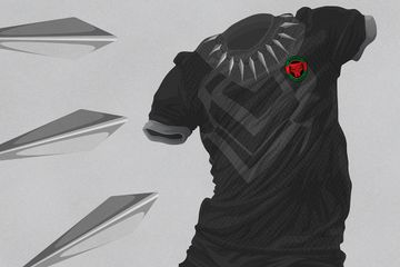 Black Panther: What Wakanda's World Cup Uniforms Would Look Like