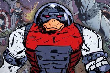 Marvel's New Juggernaut is Howard The Duck