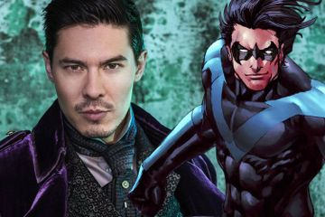 Deadpool 2's Lewis Tan Met With DC About Nightwing Movie