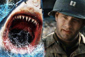 Spielberg Wanted Jaws 2 to Be Saving Private Ryan with Sharks