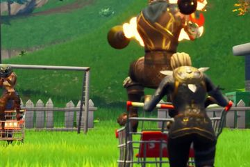 Fortnite's Playground Mode Launches (For Real This Time)