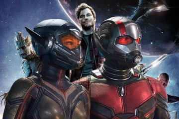 Ant-Man & The Wasp's Opening Night Tops Guardians of the Galaxy
