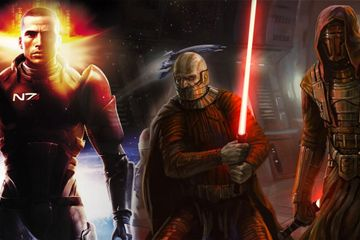 BioWare Won't Return To Star Wars Games Any Time Soon