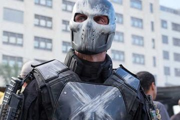 Crossbones Actor Continues to Tease Avengers 4 Return