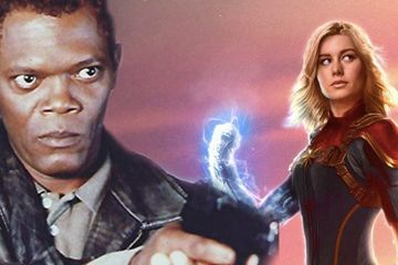 Samuel L. Jackson Will Be De-Aged Through All of Captain Marvel