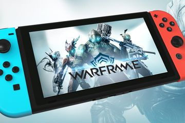 Warframe is Coming to Nintendo Switch (And Getting Hover Boards)