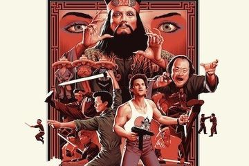 John Carpenter's Big Trouble in Little China Soundtrack Returns to Vinyl