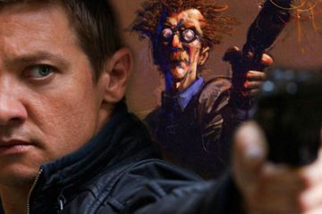 Jeremy Renner Is Twitch Williams in the Spawn Reboot
