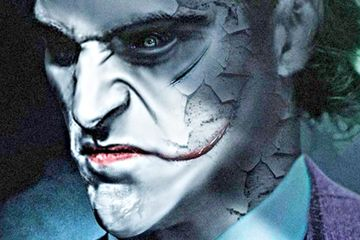 BossLogic Imagines Joaquin Phoenix as The Joker and It's Awesome