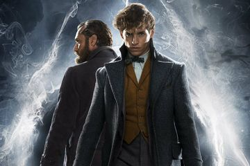 Fantastic Beasts 2 Photo Offers First Look At Young Newt