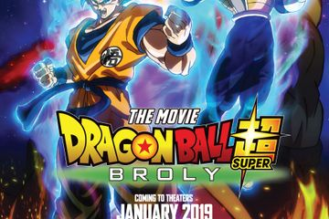 New Dragon Ball Super Movie Is Coming to U.S. Theaters in Early 2019