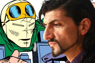 Is Numan Acar Playing Chameleon in Spider-Man: Far From Home?