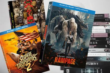 July 17 Blu-ray, DVD, and Digital Releases