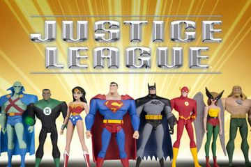 SDCC: Batcycle, Justice League Animated Series Make DC Collectibles Debut