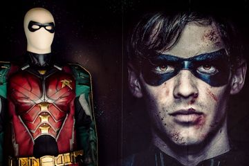 Titans: Best Look Yet At DC's New Live-Action Superhero Team