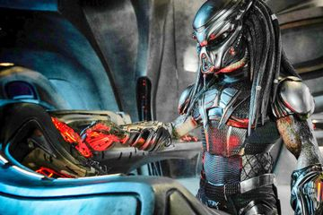 New Look at The Predator Leaves Comic-Con Buzzing with Excitement