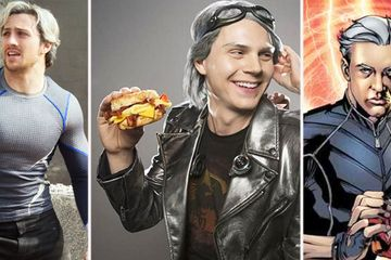 25 Strange Details About Quicksilver's Body
