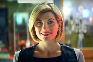 Doctor Who's Jodie Whittaker Surprises Fans at the Her Universe Fashion Show