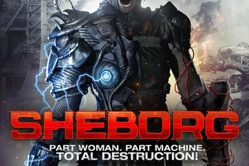 Sheborg Trailer Turns Mankind Into Puppy-Eating Robot Killing Machines