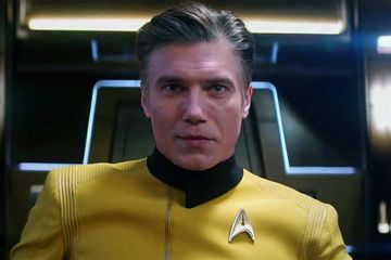 Star Trek: Discovery SDCC Trailer Debuts Captain Pike