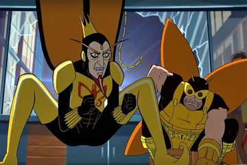 Venture Bros.: The Monarch & Gary Are Here to Fight You in Season 7 Trailer