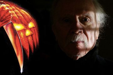 John Carpenter Uses Halloween Theme as His Ringtone