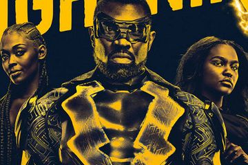 LIVE: Black Lightning Season 2 Brings the Thunder to SDCC