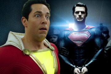 How Shazam Can Change Audiences' Opinions on Man of Steel