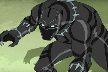 Marvel Animation Brings Black Panther's Quest, Spider-Man & More to SDCC