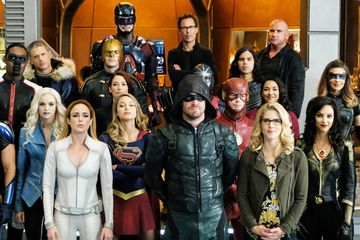 Why Legends of Tomorrow Isn't Part of This Year's Arrowverse Crossover