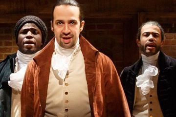 Hamilton May Be Hitting Movie Theaters Rather Soon
