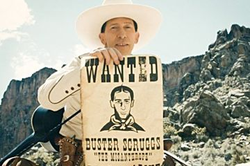 The Coen Brothers' Ballad of Buster Scruggs Becomes an Anthology Movie